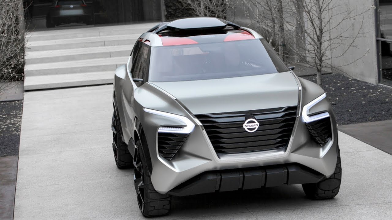 MUST WATCH! 2018 NISSAN XMOTION SUV INTERIOR AND EXTERIOR ...