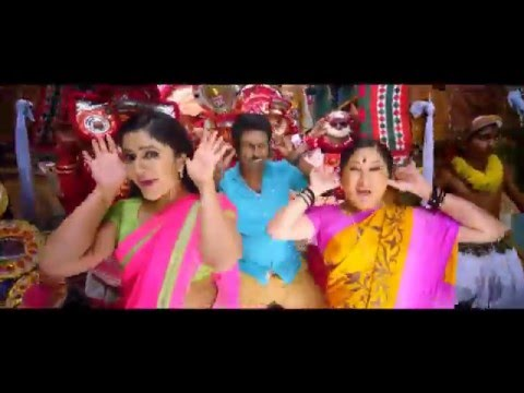 Kuchi Mittai Video Song | Aranmanai 2 HD | Hiphop Tamizha