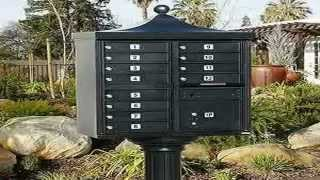 Decorative Mailboxes, House Name Plates And More!