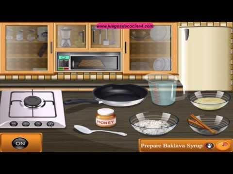 Juegos de cocinas con sara great juegos cocina con sara y - Juegos de cocina con sara paella ...
