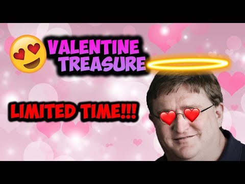 Dota 2 Valentines Weekend Event and Treasure! New Valentines Day Treasure! Ultra Rare Sets!