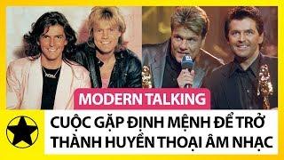 Modern Talking – Cuộc Gặp Gỡ Định Mệnh Và Hành Trình Trở Thành Huyền Thoại Âm Nhạc