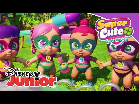 Super Cute Little Babies: Enredos en el Polo Norte | Disney Junior Oficial