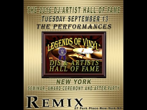 The 2016 New York L.O.V. DJ/Artists Hall of Fame Awards  Performances
