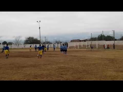 Copafi del club Progreso Tinogasta 2016 gol