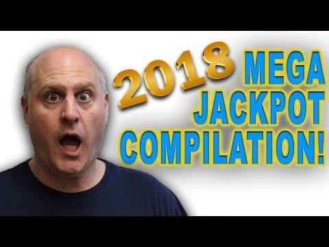 INSANE WIN$ 💥BEST OF 2018 MEGA JACKPOT COMPILATION 💥