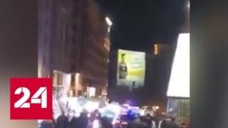 В ереванском ресторане прогремел взрыв: 9 человек пострадали - Россия 24