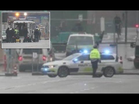 Bomb squad surrounds US emba ssy in Copenhagen