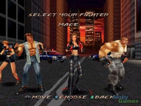Fighting force (v1. 1) rom (iso) download for sony playstation.