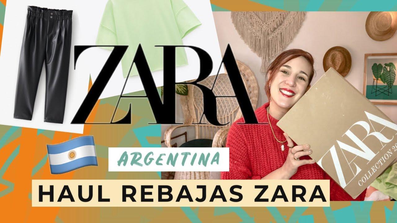 ZARA - HAUL DE REBAJAS