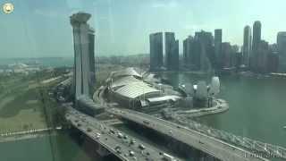 Самое большое колесо обозрения в мире. Singapore flyer. 34(, 2013-09-20T23:57:27.000Z)