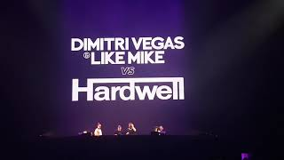 Bringing The Madness Reflactions - Hardwell + (dimitri vegas & like mike)