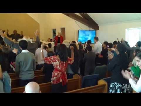 Vesta Mangun preaching @ Living Hope DC