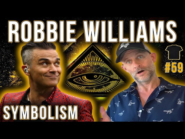 Robbie Williams Part 2 | Secrets Of The Hollywood Elite | Chris Thrall's Bought The T-Shirt Podcast