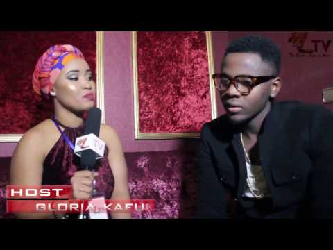KISS DANIEL'S INTERVIEW WITH MISS MMGMLTV