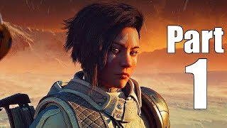 Destiny 2 Warmind Gameplay Walkthrough Part 1- Anastasia Bray & Rasputin (Destiny 2 Expansion II)