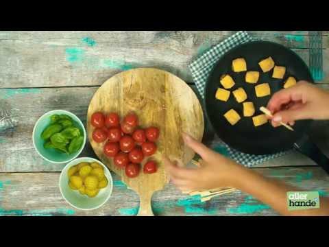 Traktatie: tomatenburger - Allerhande