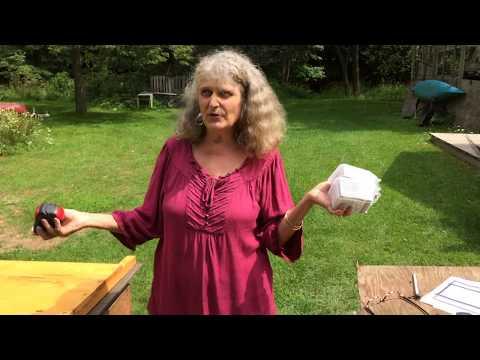 Making a Garden Cart Part 2
