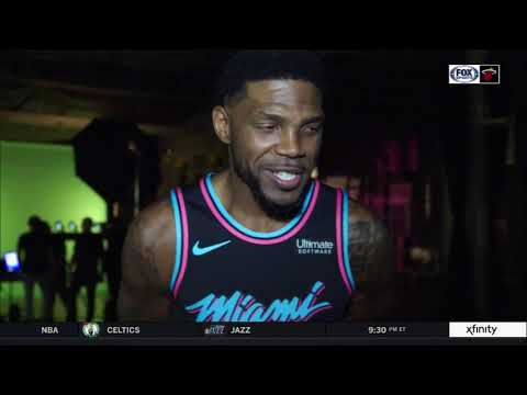 November 09, 2018 - FSS - Miami Heat Unveil Black Vice Nights Themed Uniforms And Court