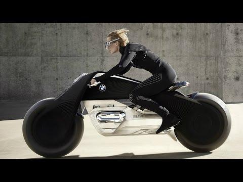 BMW Motorrad VISION NEXT 100 - Awesome Bike
