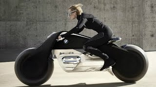 BMW Motorrad VISION NEXT 100 - Awesome Bike(, 2016-10-11T18:15:15.000Z)