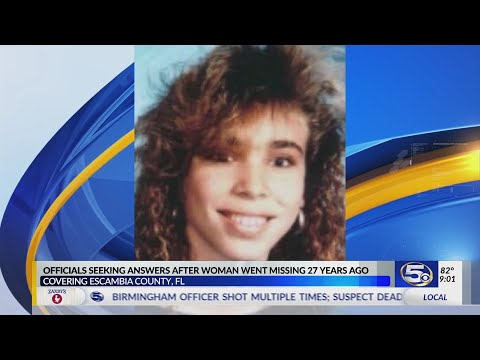 Escambia County deputies search for woman who's been missing