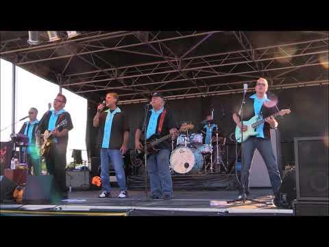 Flamin' Dick & The Hot Rods - 2015 Lebanon Area Fair