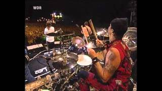 Red Hot Chili Peppers - Right On Time - Live Rock Am Ring 2004 [HD]