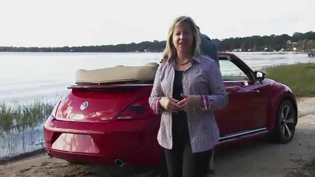 Volkswagen Beetle Convertible Top Operation Youtube 2010 Fuse Box
