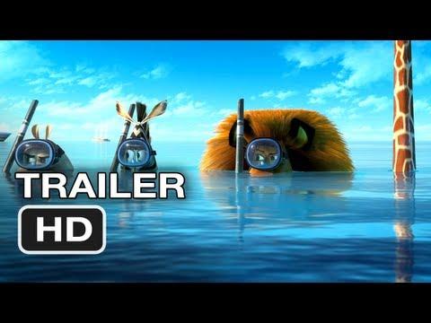 Trailer do filme Madagascar
