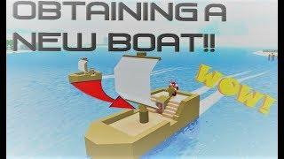OBTAINING A NEW SHIP!!   Roblox: ☠️Pirate Simulator☠️