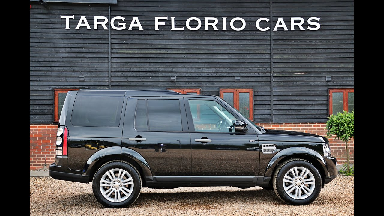 land rover discovery 4 se tech 3 0 sdv6 255 automatic for. Black Bedroom Furniture Sets. Home Design Ideas