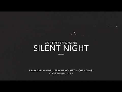 Silent Night Metal (MIDI based christmas lights animation system)