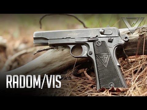Radom/Vis Pistol Breakdown