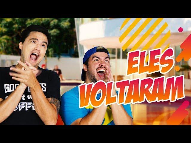 ELES VOLTARAM!!! OS PIORES PODRES DOS IRMÃOS NETO!!