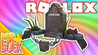 HOW TO GET HERE LIES - ROBLOX HALLOWEEN EVENT 2018 [ENDED]