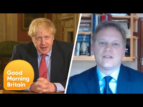 Government Minister Defends The Governments Response To Coronavirus | Good Morning Britain
