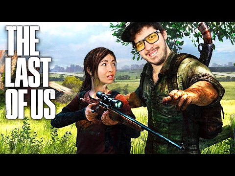 THE LAST OF US w/ MY BOYFRIEND!! (PART 3)