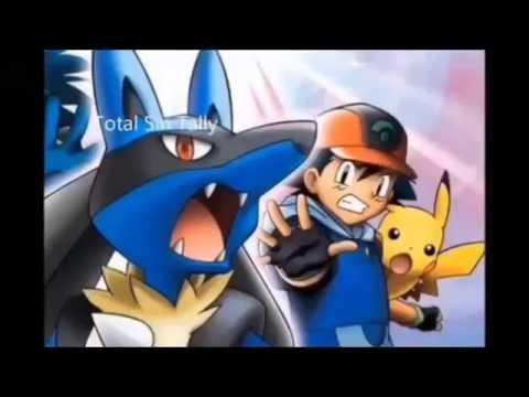 Trailer do filme Pokémon 8: Lucario e o Mistério de Mew