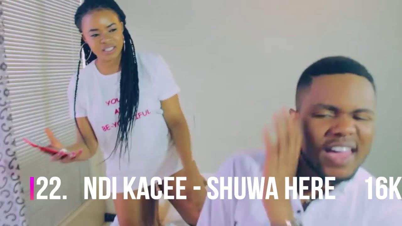 best Zim Hiphop songs of 2018 (based on youtube views)