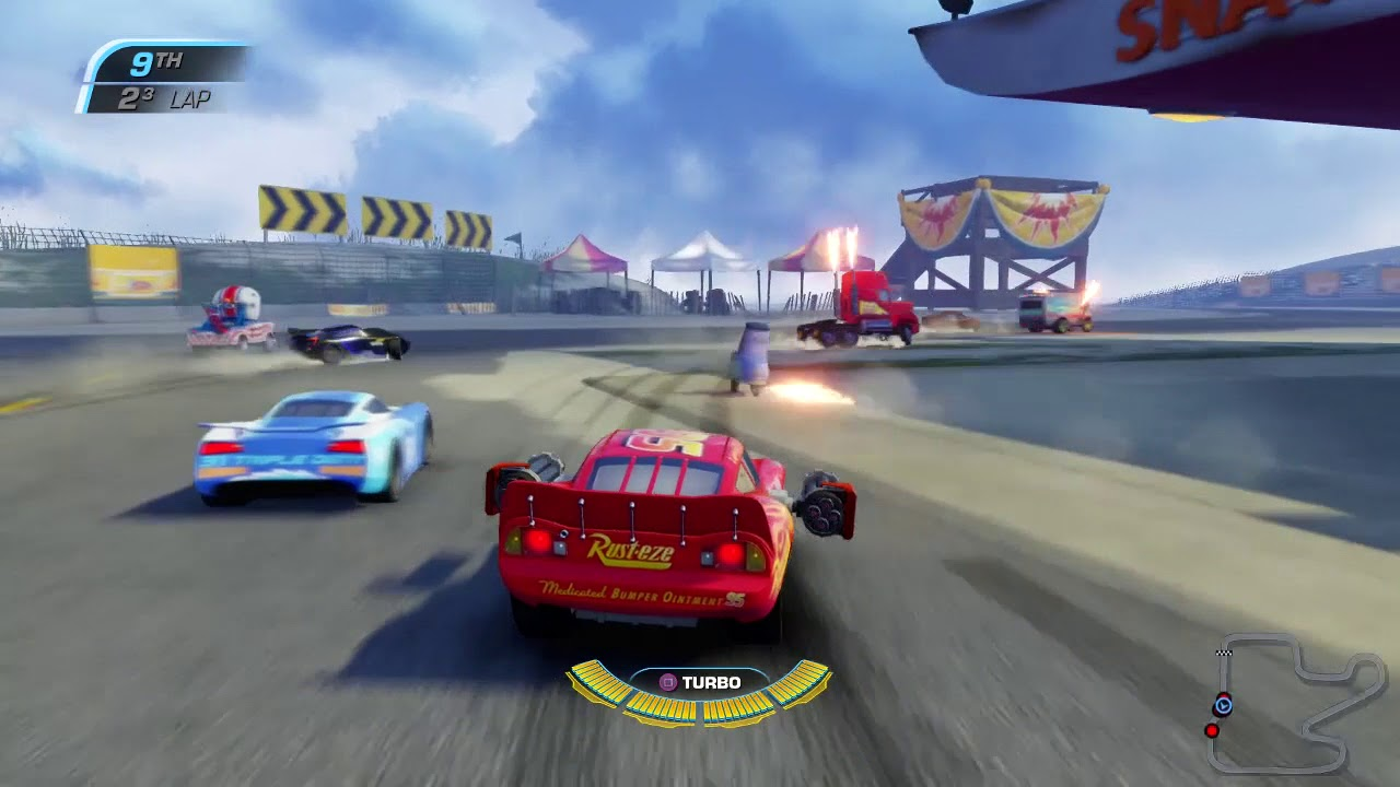 Cars 3 Driven To Win How To Change Use Weapons How To Get Rid