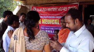 ARMWS Free Medical Camps 2011