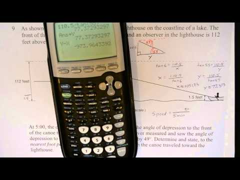 Common Core Geometry Review Session 2 - NY Sample Test Items - Spring 2014