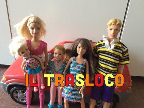 Barbie's Adventure Il Trasloco