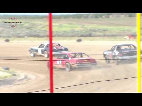 Wild Bill's Raceway Pure Stock Heat Races 6/11/16