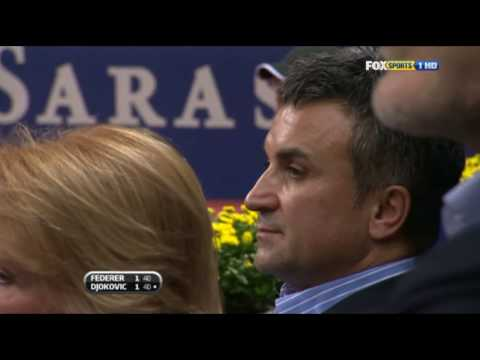 14 - Djokovic vs Federer - Final Basel 2010 - full match