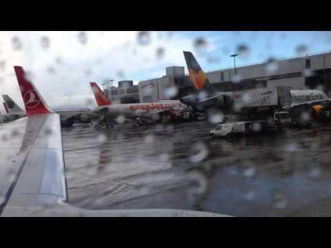 Turkish Airlines | Boeing 737-8F2(WL) | London Gatwick to Istanbul Sabiha Gökçen| TC-JVJ