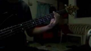 Kailan Eraserheads bass cover