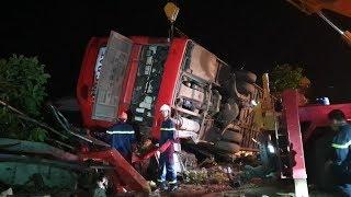 Đắk Lắk: Tai nạn giao thông nghiêm trọng khiến 11 người thương vong