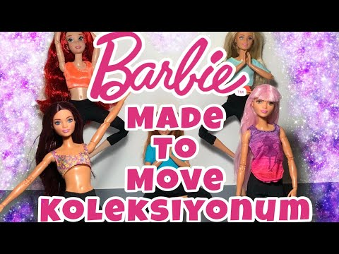 Barbie Koleksiyonum - Bir Erkeğin Barbie Koleksiyonu ? - Mellbie